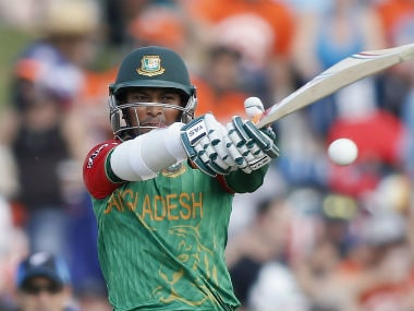 Shakib Al Hasan will be leading Bangladesh in the two-match T20I series against Sri Lanka. Reuters