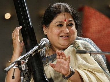Shubha Mudgal on her musical journey, being a first-generation artist and her success in Indi-pop
