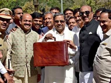 With one eye on upcoming Karnataka polls, Siddaramaiah unveils Budget with focus on agriculture, healthcare