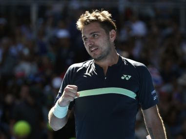 File photo of Stan Wawrinka at the Australian Open. Reuters