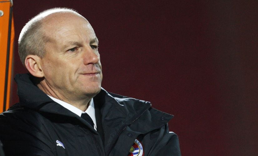 Steve Coppell has managed over 1000 games in English football. Reuters