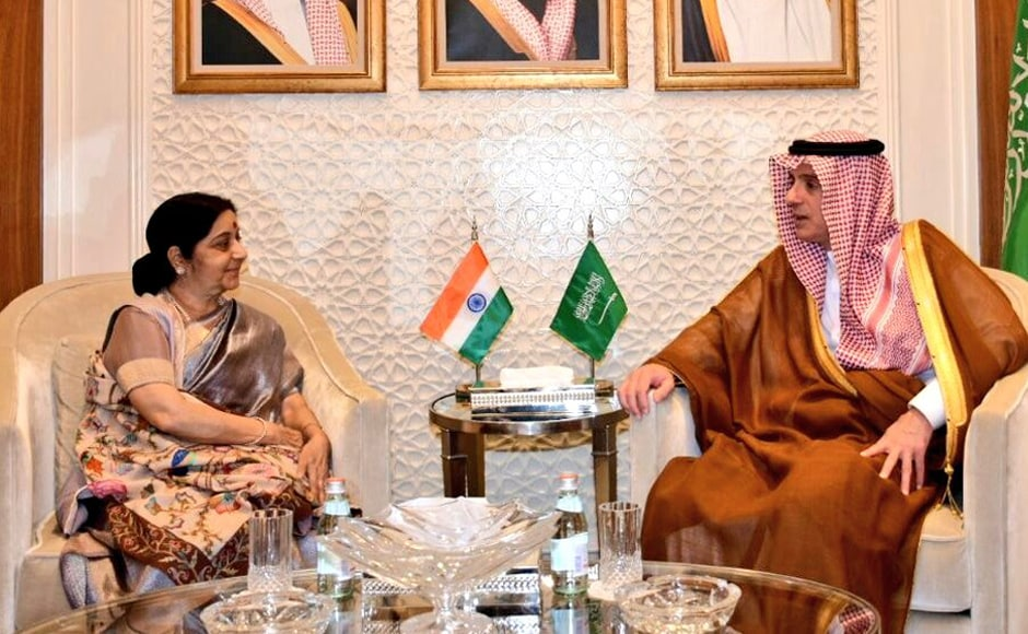 MEA spokesperson Raveesh Kumar said discussions between the two leaders focused on enhancing trade and investment, energy, defence and security, culture and people-to-people ties. Twitter @MEAIndia