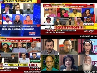 On India's prime time TV debates, women are heavily under-represented; Republic TV and Times Now worst culprits