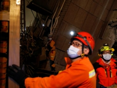 Taiwan earthquake leaves 9 people dead: Strong aftershocks hinder search and rescue efforts