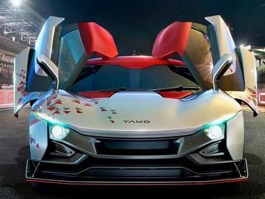 Tata Motors Tamo Racemo.