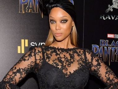 Tyra Banks on the significance of Marvel's Black Panther: 'It is not a movie, it's a movement'
