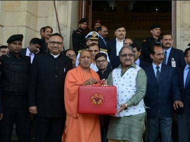 Uttar Pradesh Budget 2018: Yogi Adityanath govt presents Rs 4.28 trillion budget with eye on 2019 Lok Sabha polls