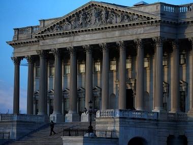 US Capitol building in Washington. Reuters