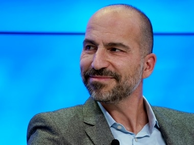 Uber CEO at IIT Delhi: 'I want to make a huge investment in increasing tech talent here,' says Dara Khosrowshahi