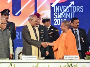 UP Investors Summit 2018: Ram Nath Kovind attends closing ceremony, says state has potential to be India's biggest economic power