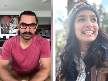 Aamir Khan speaks about his first love; Shraddha Kapoor goes deglam for Batti Gul Meter Chalu: Social Media Stalkers' Guide