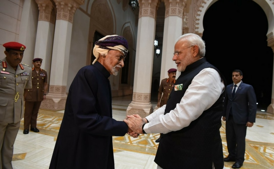 After the talks, the two sides signed eight agreements, including an MoU on legal and judicial cooperation in civil and commercial matters. Twitter@narendramodi