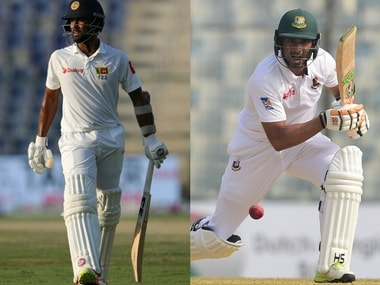 Highlights, Bangladesh vs Sri Lanka, 2nd Test, Day 2 at Dhaka Cricket score and updates: Visitors lead by 312 runs
