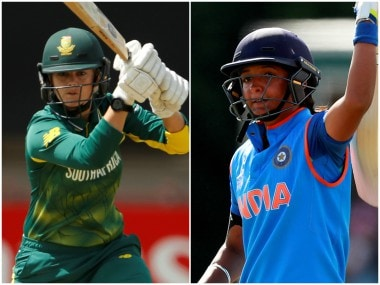 LIVE Cricket Score, India Women vs South Africa Women, 3rd T20I at Johannesburg: Visitors lose half their side
