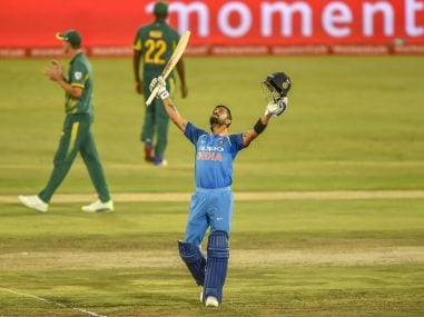 India vs South Africa 2018: With his record-breaking batting feats, Virat Kohli's mere presence now intimidates opponents