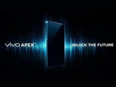 Vivo APEX concept. Image: Vivo