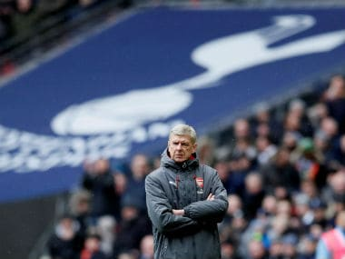 Premier League: Tottenham Hotspur's solid display against mediocre Arsenal exposes Arsene Wenger's safety-first approach