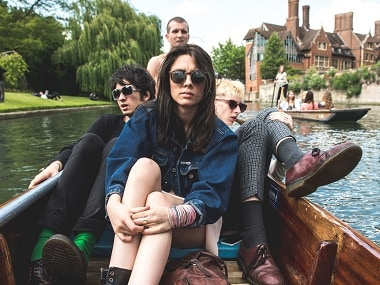 Wolf Alice on Visions of a Life, '80s synth-pop revival, #GrammysSoMale and Backdoors 2018