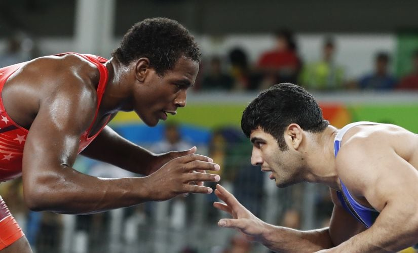 Iran protests ban on wrestler who threw bout at Under-23 World Championships to avoid Israeli opponent