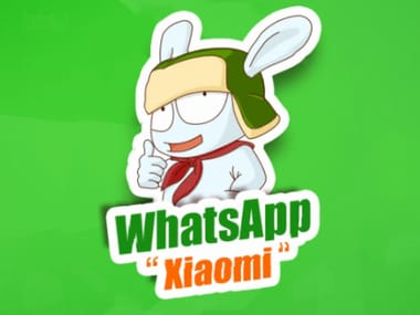 Xiaomi India launches Mi Bunny, a WhatsApp-based free service for instant updates about product launches, deals and Mi events