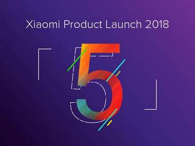 Xiaomi website hints at launch of Redmi Note 5 on 14th February in the Indian market