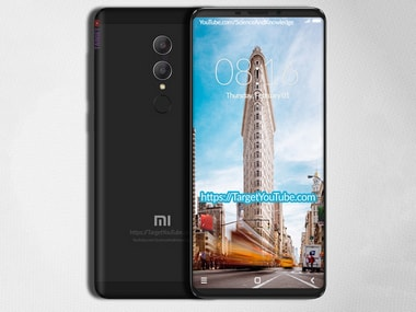 Xiaomi Redmi Note 5 leaks out in digital renders hinting at dual cameras and 'near bezel-less' 18:9 display