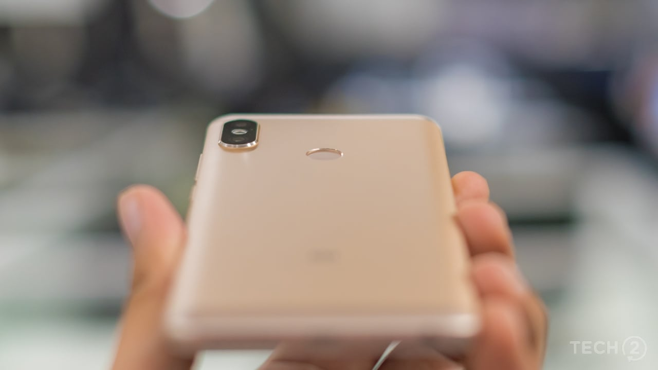 Xiaomi Redmi Note 5 Pro The Best Budget Smartphone Escapadeng Blog Gold Camera Protrudes Much Like An Iphone Does Image Tech2 Rehan Hooda