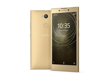 Sony Xperia L2 launched with 120-degree 'Super-Wide angle' front camera and MediaTek MT6737T for Rs 19,990