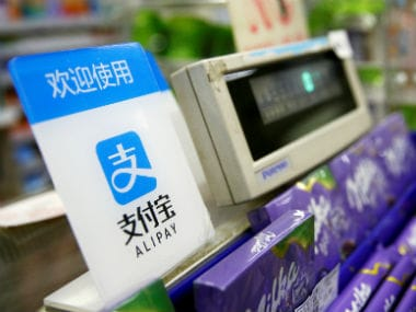 Apple partners with Alipay for mobile payments in China at Apple's physical stores