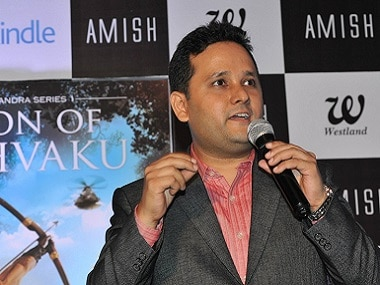On Amish Tripathi's attempt to connect India's past, present, and the Brahminism of his Ram Chandra series