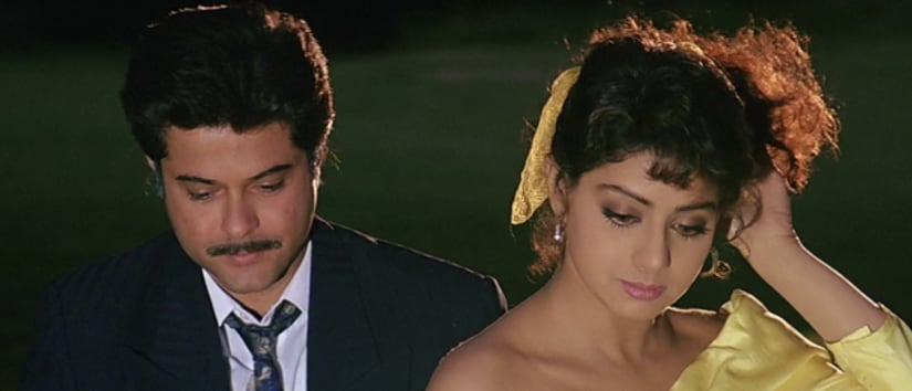anil kapoor and sridevi relationship