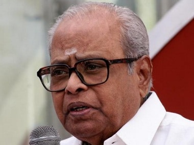 K Balachander's properties to go under the hammer; production company says negotiations with bank are on