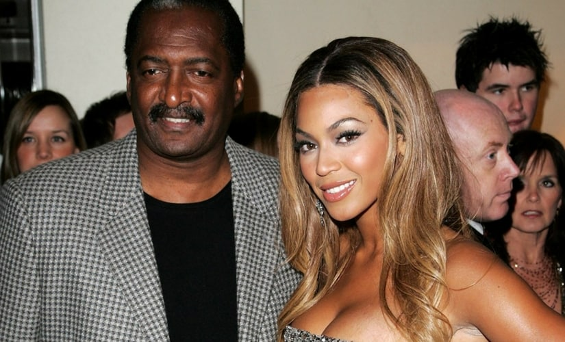 Mathew Knowles with Beyoncé/Image from Twitter.