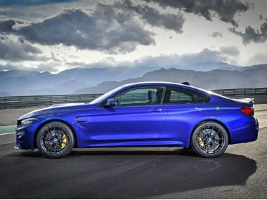 Auto Expo 2018: BMW launches the M3 sedan at Rs 1.30 crore and M4 Coupe at Rs 1.33 crore