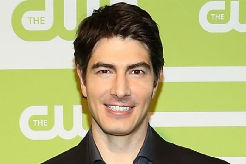 Brandon Routh. Image from Twitter/@TheWrap