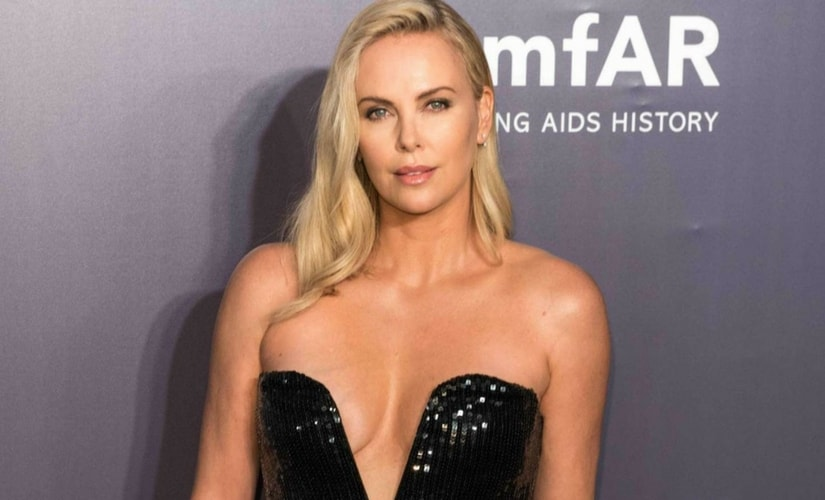 Charlize Theron/Image from Twitter.