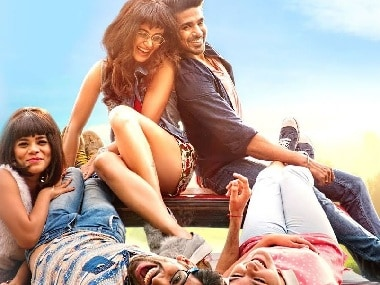 Dil Juunglee movie review: Even Taapsee Pannu, Saqib Saleem can't make such ridiculously poor writing, direction work