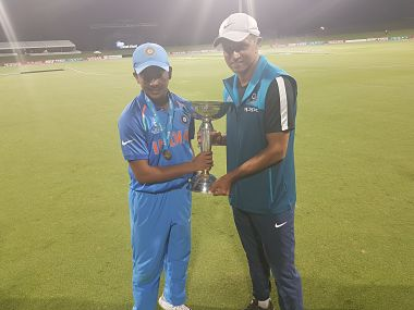 ICC U-19 World Cup 2018: Rahul Dravid hopes this victory is not the only defining memory of the Indian cricketers