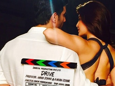 Drive: Tarun Mansukhani's next with Sushant Singh Rajput, Jacqueline Fernandez will now release on 7 September
