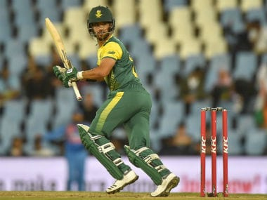 India vs South Africa: Proteas captain JP Duminy says team 'kept composure with bat' after taking early wickets
