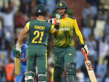 India vs South Africa: Heinrich Klaasen says JP Duminy 'took the fear out' of his game which led to Centurion T20I win