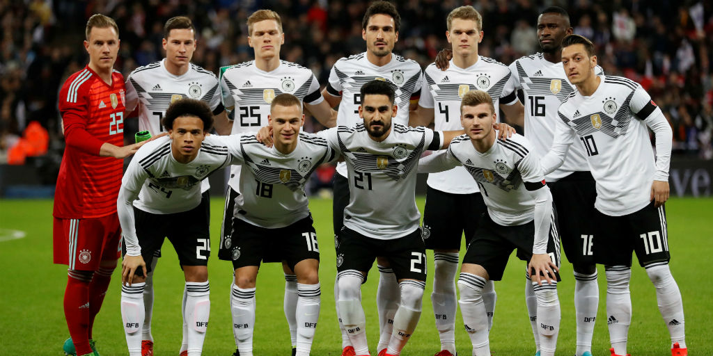 Fifa World Cup 2018 Germany Team