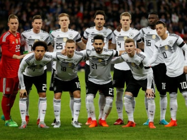 Germany top FIFA rankings, Iceland climb two spots to 18th after routing Indonesia