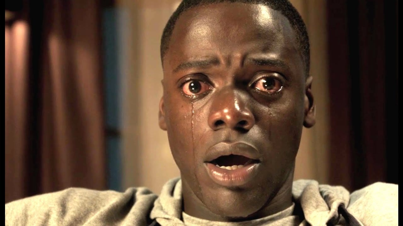 Daniel Kaluuya in a still from Get Out. YouTube