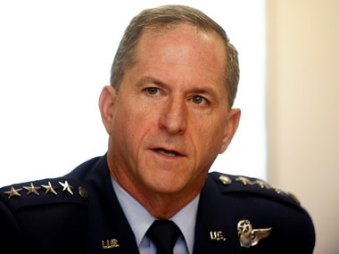 US Air Force chief David Goldfein terms India a 'central strategic partner' in Indo-Pacific region