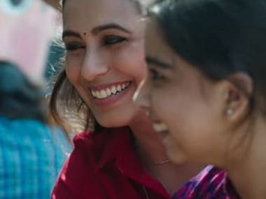 Oye Hichki: Rani Mukerji goes back to school, releases title song of upcoming film in presence of her teachers