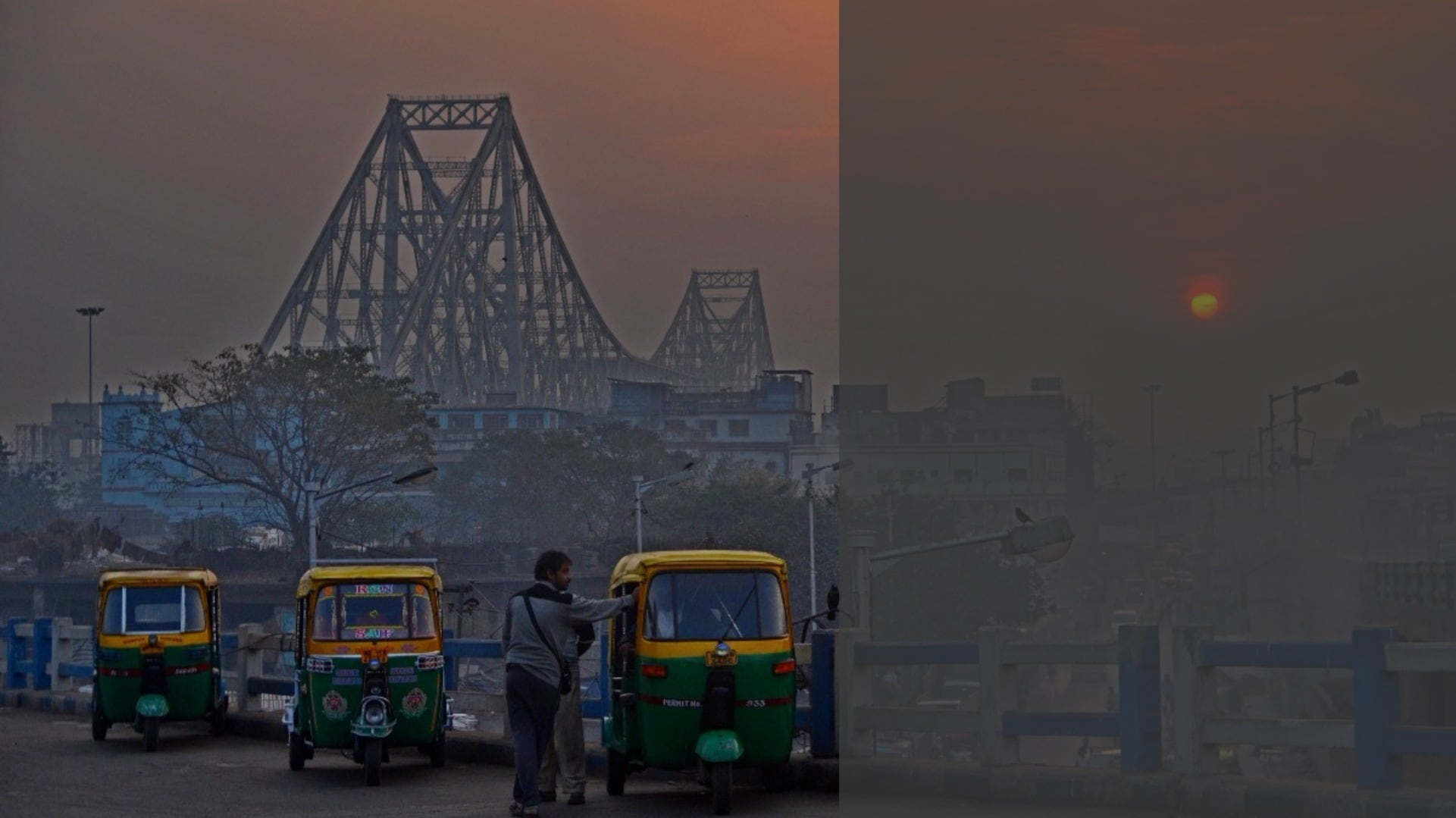 Howrah Bridge turns 75
