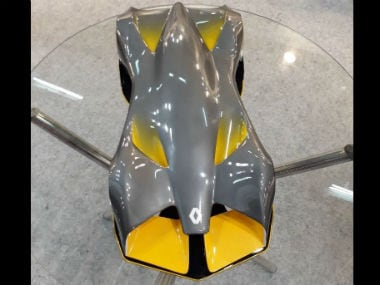 Auto Expo 2018: IIT Bombay students bag prize for their futuristic autonomous sports car design