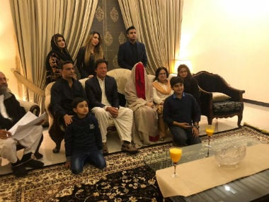 Imran Khan ties knot for third time; Cricketer-turned-politician marries his spiritual guide Bushra Maneka in Pakistan