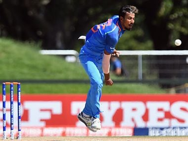 ICC U-19 World Cup 2018: Ishan Porel's coach reveals the pacer played in tournament with an injured foot